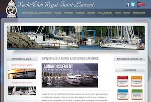 Club de Yacht Royal St-Laurent - Montréal, Dorval