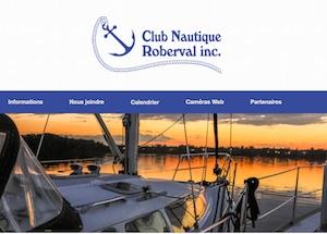 Club nautique de Roberval inc. - Saguenay-Lac-Saint-Jean, Roberval (Lac-St-Jean)