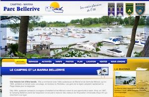 Marina Camping Parc Bellerive - Montérégie, Saint-Ours-sur-Richelieu