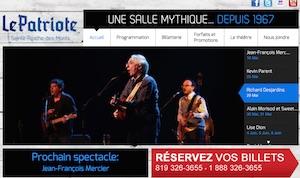 Théâtre le Patriote - Laurentides, Sainte-Agathe-des-Monts