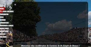 Accélération de Camion St-Joseph - Chaudière-Appalaches, Saint-Joseph-de-Beauce