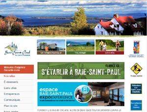 Ville de Baie-Saint-Paul - Charlevoix, Baie-Saint-Paul