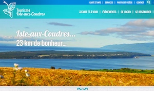 Tourisme Isle-aux-Coudres - Charlevoix, L'Isle-aux-Coudres