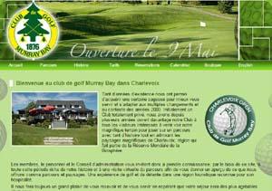 Club de Golf Murray Bay Inc. - Charlevoix, La  Malbaie