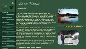 Association pour la protection de l'environnement du lac Nairne - Charlevoix, Saint-Aimé-des-Lacs
