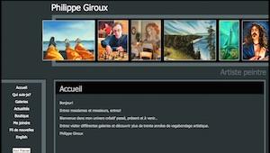 Philippe Giroux Artiste peintre - Gaspésie, Matane