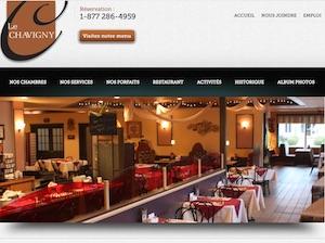 Restaurant Motel Le Chavigny - Capitale-Nationale, Deschambault-Grondines