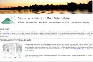 Centre de Conservation de la Nature Mont-Saint-Hilaire - Montérégie, Mont-Saint-Hilaire