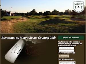 Club de golf Mont Bruno - Montérégie, Saint-Bruno-de-Montarville