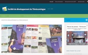 Société de développement du Témiscamingue - Abitibi-Témiscamingue, Ville-Marie