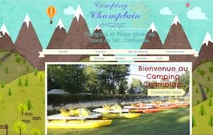 Camping Champlain - Montérégie, Venise-en-Québec