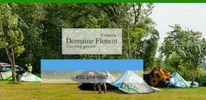 Camping Domaine Florent - Montérégie, Venise-en-Québec