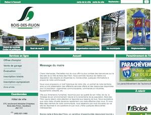Ville de Bois-des-Filion - Laurentides, Bois-des-Filion