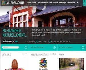 Ville de Lachute - Laurentides, Lachute