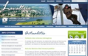 Ville de Lavaltrie - Lanaudière, Lavaltrie