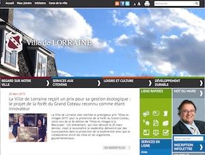 Ville de Lorraine - Laurentides, Lorraine