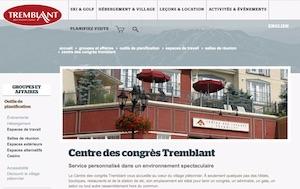 Centre des congrès Tremblant - Laurentides, Mont-Tremblant