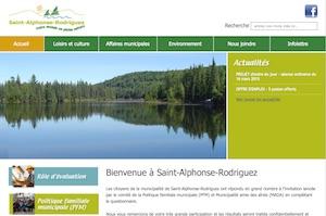 Municipalité de Saint-Alphonse-Rodriguez - Lanaudière, Saint-Alphonse-Rodriguez