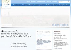 Municipalité de Saint-Barthélemy - Lanaudière, Saint-Barthélemy