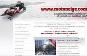 Motoneige.com - Lanaudière, Saint-Michel-des-Saints