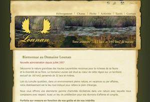 Domaine Lounan - Laurentides, Mont-Laurier