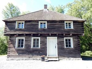 Blockhaus de la Rivière Lacolle - Montérégie, Saint-Paul-de-L'Île-aux-Noix