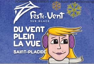 Festi-Vent sur Glace - Laurentides, Saint-Placide