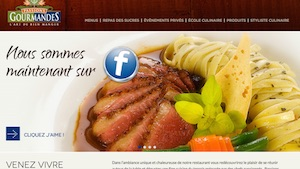 Restaurant Passions Gourmandes - Chaudière-Appalaches, Sainte-Marie (Beauce)