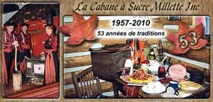Cabane à sucre chez Athanas (Érablière) - Chaudière-Appalaches, Sainte-Marie (Beauce)