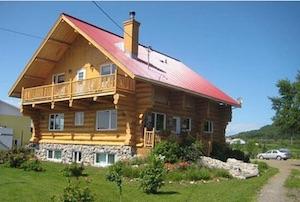 Gîte La Conche Saint-Martin - Gaspésie, Port-Daniel - Gascons