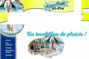 Camping Aqua-Parc St-Pie - Montérégie, Saint-Pie-de-Bagot