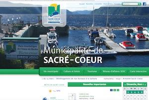 Municipalité de Sacré-Cœur - Côte-Nord / Manicouagan, Sacré-Coeur
