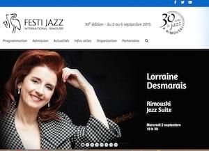 Festi Jazz international de Rimouski - Bas-Saint-Laurent, Rimouski