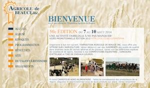Exposition Agricole de Beauce Inc. - Chaudière-Appalaches, Saint-Honoré-de-Shenley (Beauce)