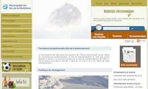 Municipalité des Îles-de-la-Madeleine - Îles-de-la-Madeleine, Cap-aux-Meules