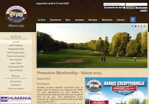 Club de Golf St-Hyacinthe - Montérégie, Saint-Hyacinthe