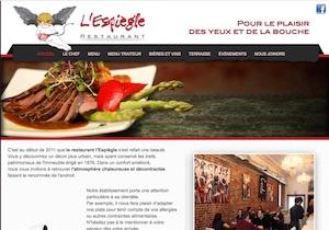 Restaurant L'Espiègle - Montérégie, Saint-Hyacinthe