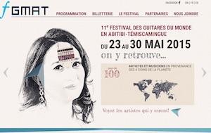 Festival des guitares du monde - Abitibi-Témiscamingue, Rouyn-Noranda