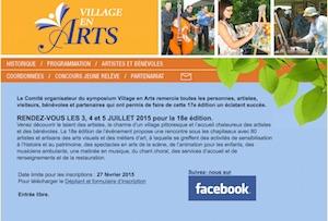 Village en Arts - Chaudière-Appalaches, Lévis (Lévis) (Les Chutes-de-la-Chaudière-Ouest)