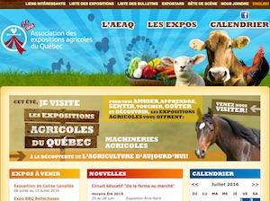 Exposition Agricole Régionale Rive-Nord - Lanaudière, Saint-Thomas-de-Joliette