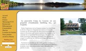 Camp la Lucarne - Abitibi-Témiscamingue, Laniel