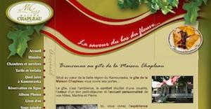 Gîte de la Maison Chapleau - Bas-Saint-Laurent, Saint-Pascal