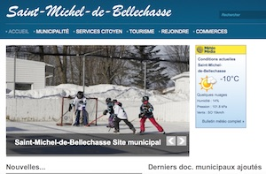 Municipalité de Saint Michel de Bellechasse - Chaudière-Appalaches, Saint-Michel (Bellechasse)