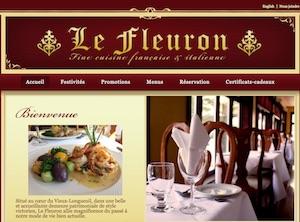 Restaurant Le Fleuron - Montérégie, Longueuil