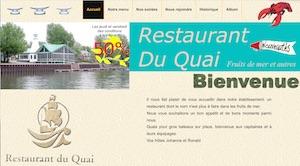 Restaurant Du Quai Inc. - Montérégie, Saint-Charles-sur-Richelieu