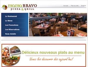Mama Bravo Pizza & Grill - Montérégie, L'Île-Perrot