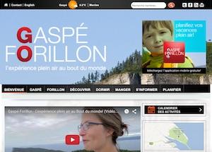 Chambre de Commerce et de Tourisme de Gaspé - Gaspésie, Ville de Gaspé