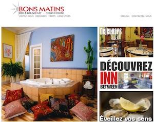 Gîte Les Bons Matins - Montréal, Montréal
