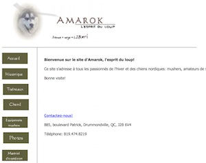 Amarok - -Centre-du-Québec-, Drummondville