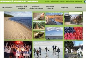 Municipalité de Pointe-aux-Outardes - Côte-Nord / Manicouagan, Pointe-aux-Outardes